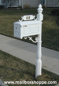 Imperial Mailbox 211