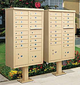 Standard Cluster Mailbox Units