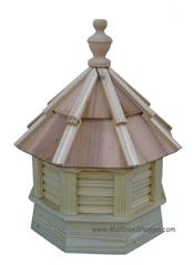 Wood Gazebo Cupolas