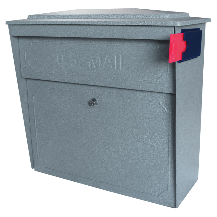 Wall Mailbox With Flag Wall Mounted Mailboxes