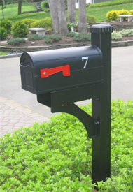Salsbury Mailboxes and Posts