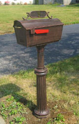 Special Lite Town House Mailbox