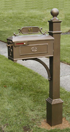 Imperial Mailbox 611