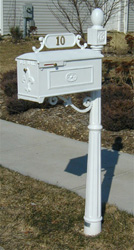 Imperial Mailbox 311